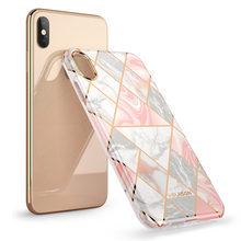 Abdeckung Für iPhone X Xs Fall ich Blason Cosmo Lite Stilvolle Premium Schlank Bumper Schutzhülle Marmor Zurück Fall mit kamera Schutz