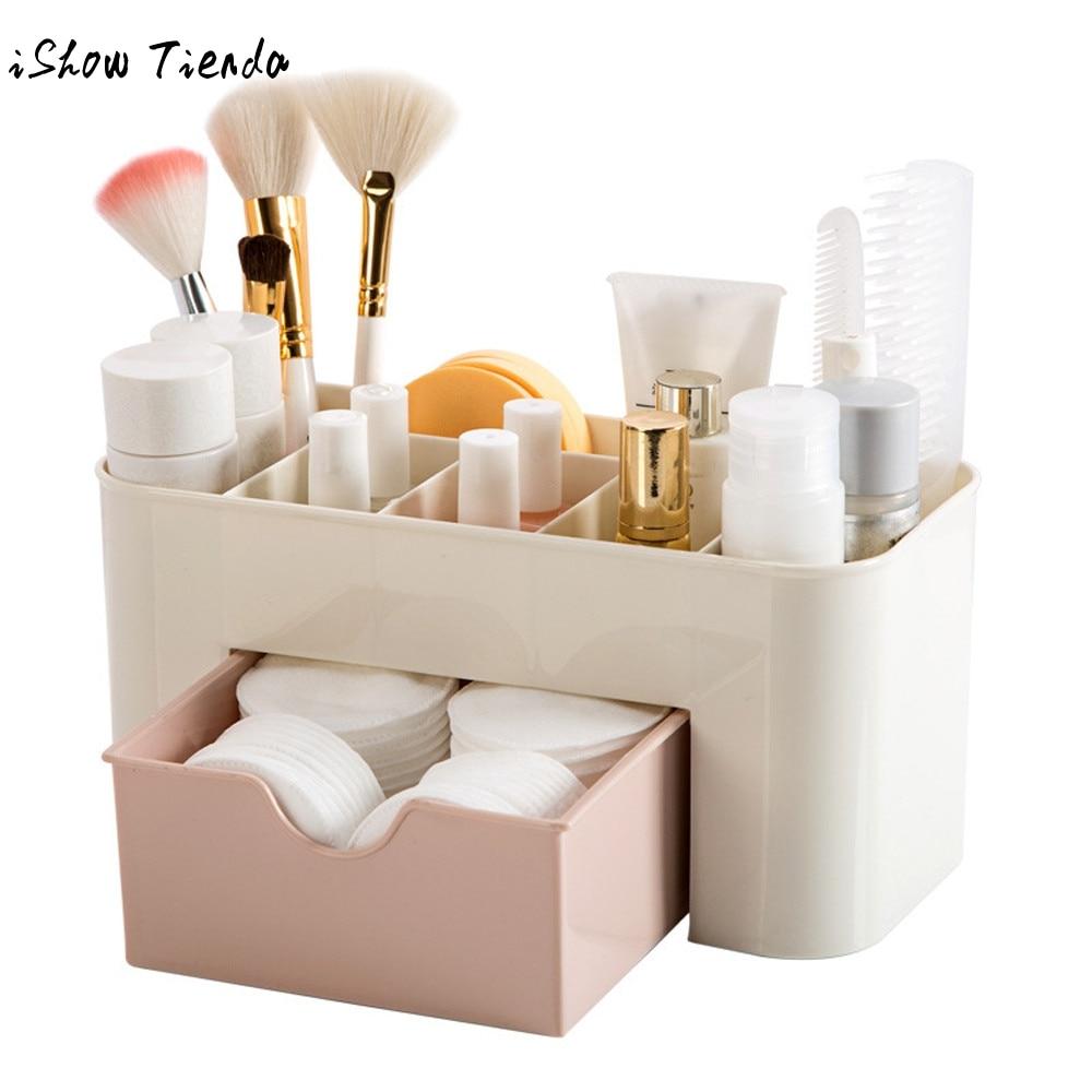 Buy ishowtienda desktop comestics makeup - Organizador escritorio ...