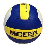 Elderly match training ball air volleyball microfiber machine sewing high grade Size 7 volleyball