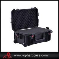 Waterproof shockproof plastic hardcase for site instrument