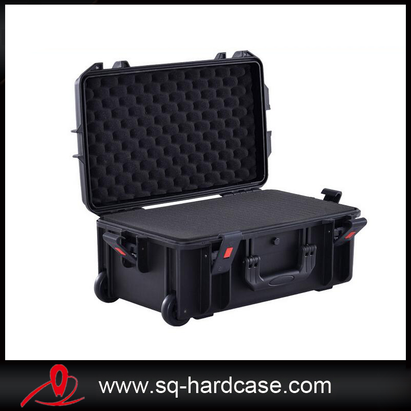 Waterproof Shockproof Plastic Hardcase For Site Instrument