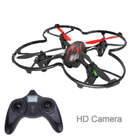 Hubsan H107C X4 Upgraded HD Camera Version 2.4G 4CH RC Quadcopter Drone with 720P HD Camera RC Drone RTF