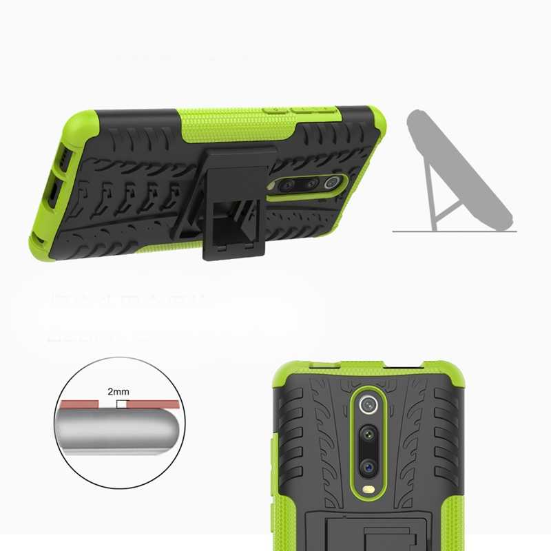 Гибридный прочный защитный чехол-подставка для Xiaomi mi 9 T Pro mi 9 T mi 9 SE mi 9 T силиконовый чехол для Xiao mi Red mi K20 Red mi K20 Pro Чехол