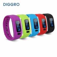 Перемещение up2 Смарт Браслет Спорт traker браслет Bluetooth Smart часы Фитнес трекер для андроид iOS diggro SmartBand