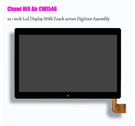"""New 10.1/""""  Touchscreen Panel Digitizer for CHUWI HI10 CW1515 tablet"""