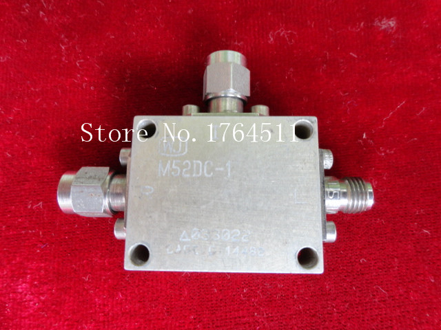 [BELLA] M/A-COM/WJ M52DC-1 RF/LO:2-24GHz SMA RF Coaxial High Frequency Mixer
