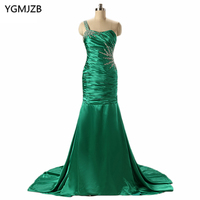 Plus Size Mother Of The Bride Dresses 2018 Mermaid One Shoulder Sequined Long Wedding Party Dress For Wedding Mother Dresses
