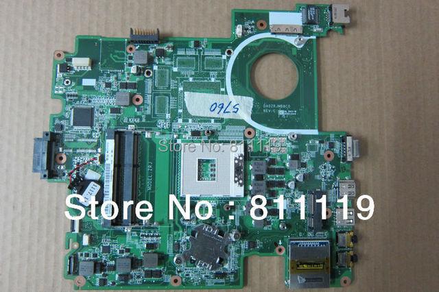 Intel integrado laptop motherboar mbv3w06001 mb. v3w06.001 para 5760 da0zrjmb8c0 mbv3w06001 mb. v3w06.001