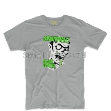 """Grainnns! Vegan Zombie"" men's t-shirt"