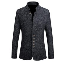 Popular Chinese Collar Suit-Buy Cheap Chinese Collar Suit