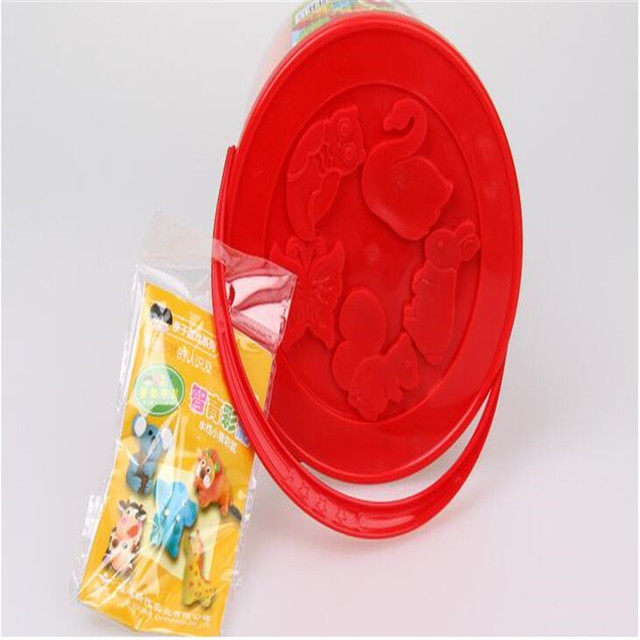 Plastcine and Tool Kit 24 Colors Children Playing Tool Colored Clay