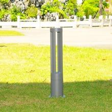 цены Garden Lawn Light Modern Outdoor Landscape Lamp Villa Grass Lighting Waterproof 60cm Tall