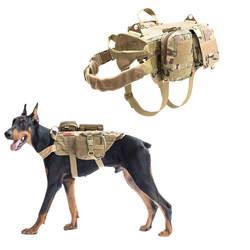 Большая собака жгут спортивный комплект Dobermann Хаски Большой Собака сбруя для собак Pet грудь Strape жилет оборудование для дрессировки собак