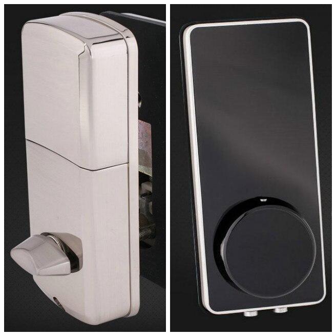 1 set Home Security Électronique Intelligent Porte Clé De Verrouillage De Porte Numérique Clavier Matériel Serrure De Porte Pour La Maison, Bureau, etc