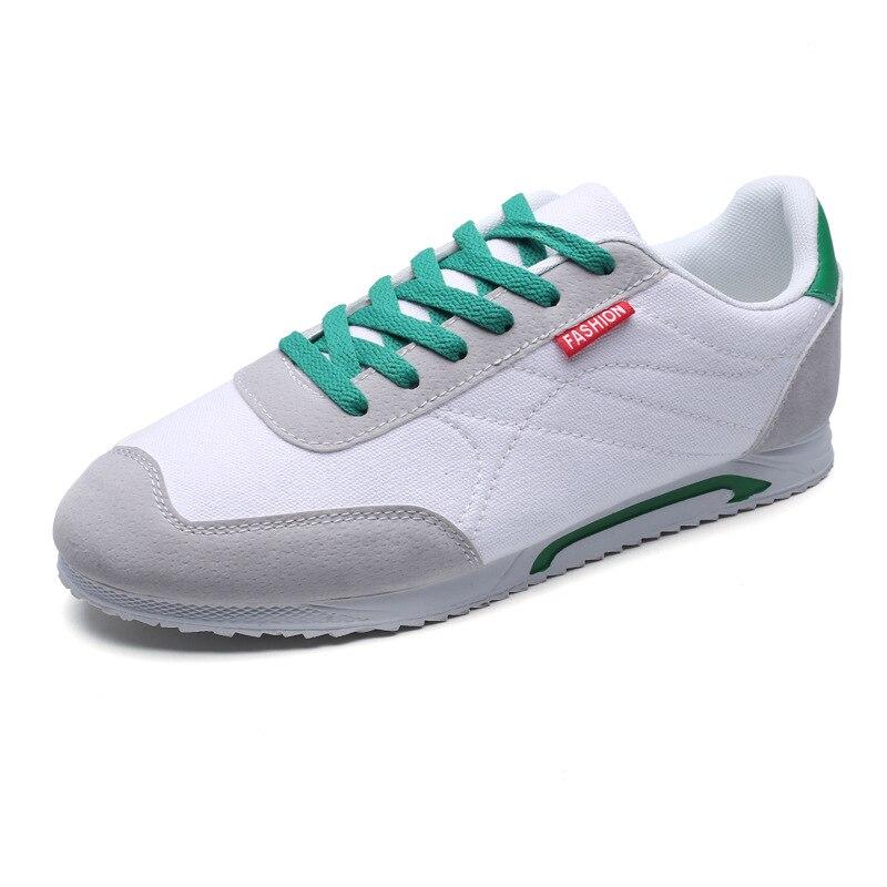 Moda Sapatos Homens verde Ocasionais Respirável Mf810827 Sapatas Dos Designer Preto Masculinos vermelho De Quente Lona Venda IwqvqzS