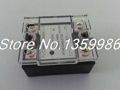 10pcs Solid State Relay SSR-120 DA DC-AC 120A/250V 3-32VDC/24-380VAC 10piece lot solid state relay ssr 60da 60a 250v 3 32vdc 24 380vac