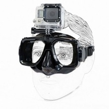 Go Pro Hero Diving Mask Mount Action Camera