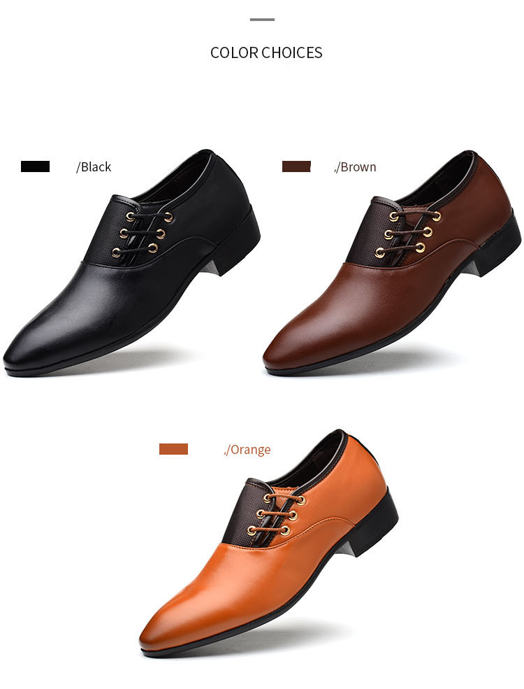 2019 men shoes slip on loafers formal mariage wedding dress shoes men  genuine leather oxford shoes for men sapato masculino USD 25.16-29.24 pair 1d12d1a37deb