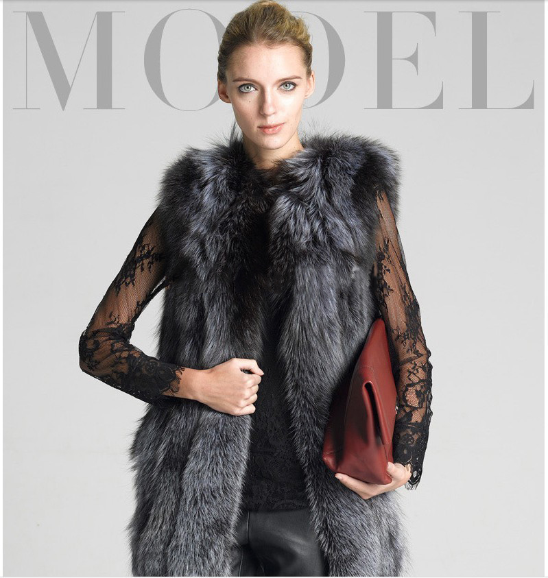 Sleeveless Mink