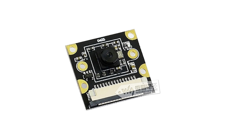 IMX219-120 Camera 3280 × 2464Resolution 8 Megapixels Supports NVIDIA Jetson Nano Developer Kit