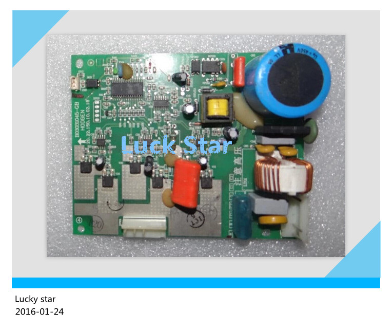 99% new for Hisense refrigerator computer Frequency conversion board circuit board B03031045-GB board good working good working for embraco refrigerator pc board computer board used bcd 558wa bcd 558wyjz 0064001350 frequency conversion board