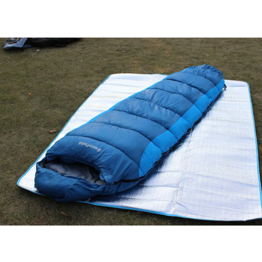 Fine Outdoor Mummy 40-50 Degree Sleeping Bag for Camping Hiking Backpacking  Well Sell Free Shipping outdoor winter camping tent backpacking mummy sleeping bag