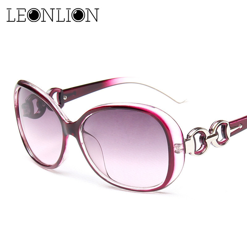 c7f2fa5b98e Detail Feedback Questions about LeonLion 2018 Oversized Gradient Ladies  Sunglasses Women Brand Designer Classic Sun Glasses Vintage Oculos De Sol  Gafas on ...