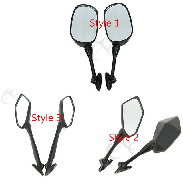 Motorcycle Rear View Side Mirrors For Honda CBR1000RR 2004-2007 CBR600RR 2003-2019 2005 2006