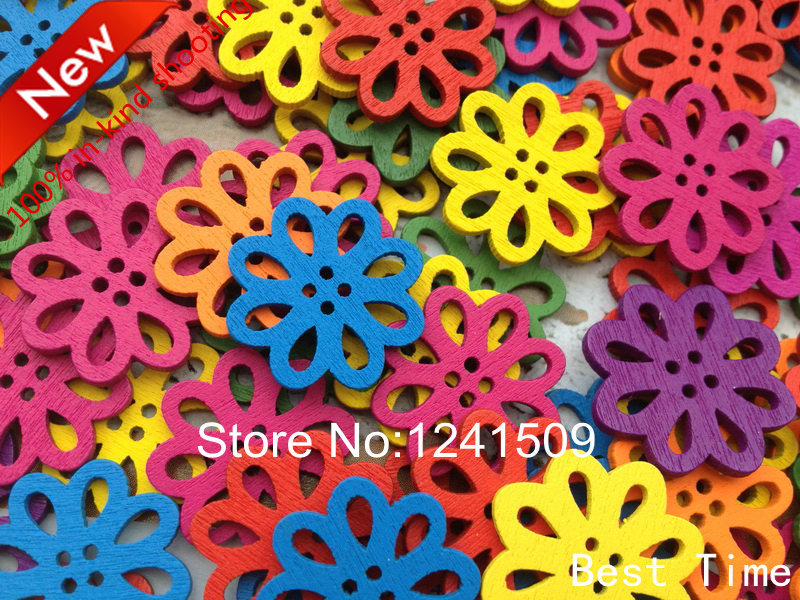 *NEW GORGEOUS FLOWER BUTTONS* Various Colours and sizes