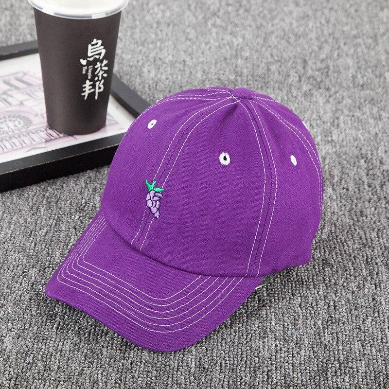 2017 new adjustable banana fruit embroidery cotton   baseball     cap     baseball     cap   unisex fashion casual dad hat   cap   girl SnapBack