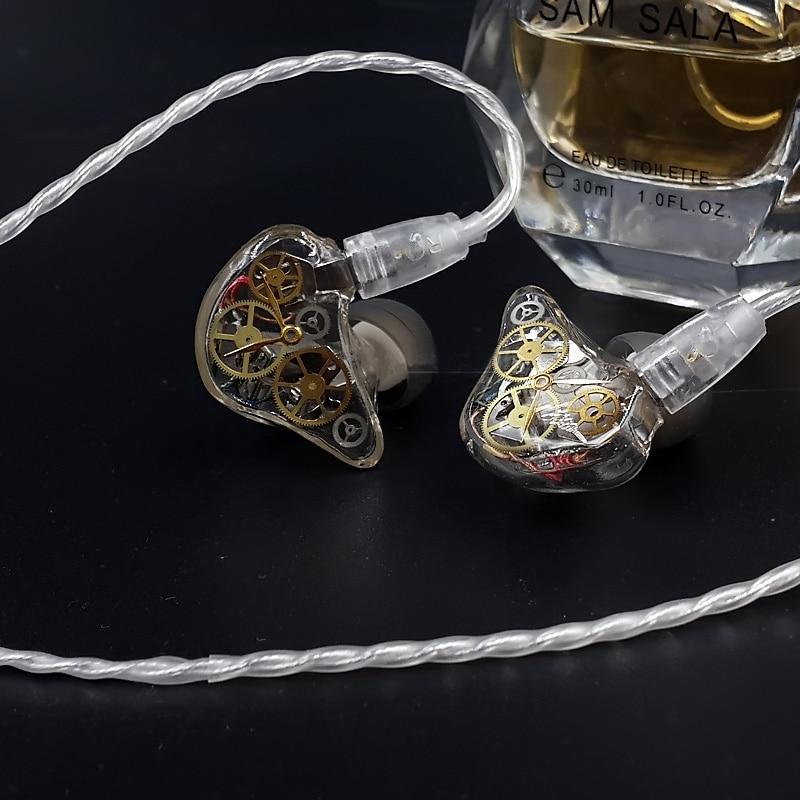 Pizen FAI DA TE personalizzati dinamico in ear Auricolare Interfaccia MMCX per xiaomi mobile hybrid pro hd headpones headset - 4