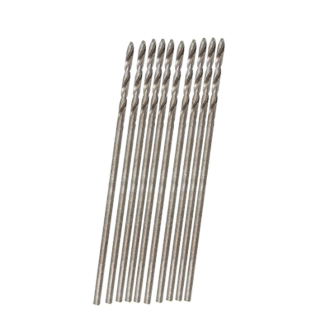 IMC Hot 2015 Highly Commend20 Pcs 30mm Long 0.8mm Dia Micro HSS Twist Drill Bit