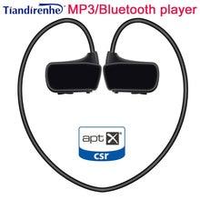APTX Mp3 لاعب 4 GB 8 GB 16 GB الرياضية MP3 بلوتوث 5.0 هيفي الموسيقى لاعب كمان سماعة سماعة تشغيل لاعب PK WS413 WS615