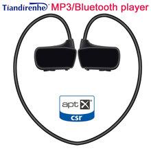 APTX Mp3 odtwarzacz 4 GB 8 GB 16 GB sportowe MP3 Bluetooth 5 0 hifi muzyka odtwarzacz słuchawki słuchawki do biegania odtwarzacz PK WS413 WS615 tanie tanio MP3 WAV Mp3 Bluetooth Player Brak 31dB Polimerowa Bateria Pamięci Flash Dotykowy Tone Plastikowe RK nano CW6626H Tiandirenhe