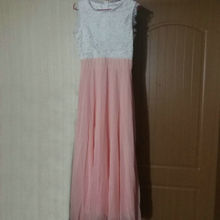 Stylish Pink Long Prom Dresses