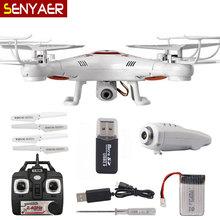 Najtańszy BAYANG X5C X5C-1 Ulepszona wersja Z HD Camera Drone RC Helicopter Zabawki 2.4G 4CH 6-osiowe Quadcopter BayangToys