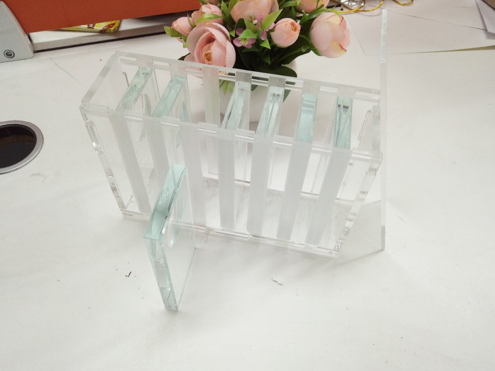 new product high-quality lash holder Acrylic lash box for Individual Lashes eyelash holder free shipping концентрат ardell lash free individual eyelash adhesive remover