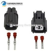 10Sets Waterproof connector plug nozzle methanol conversion DJ7027F-2.2-11/21