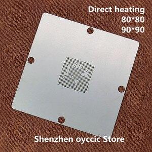 Image 1 - Plantilla de plantilla de calefacción directa 80*80 90*90 SEMS21 LF SEMS21 BGA