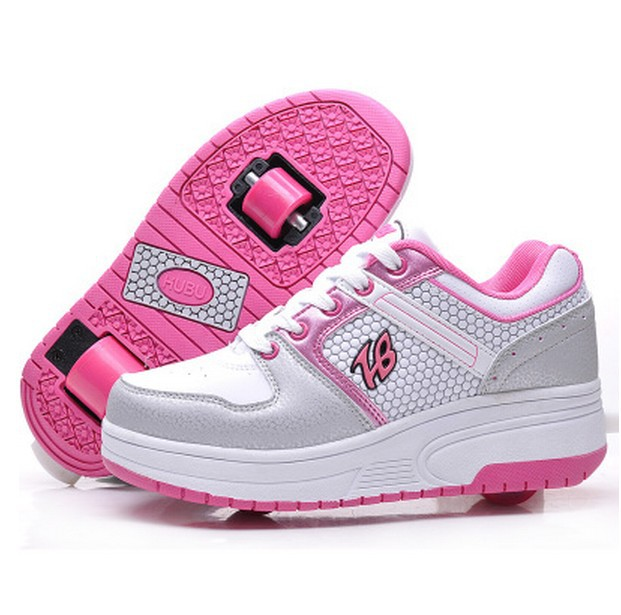 Popular Roller Shoes for Kids 4 Wheel-Buy Cheap Roller Shoes for ...