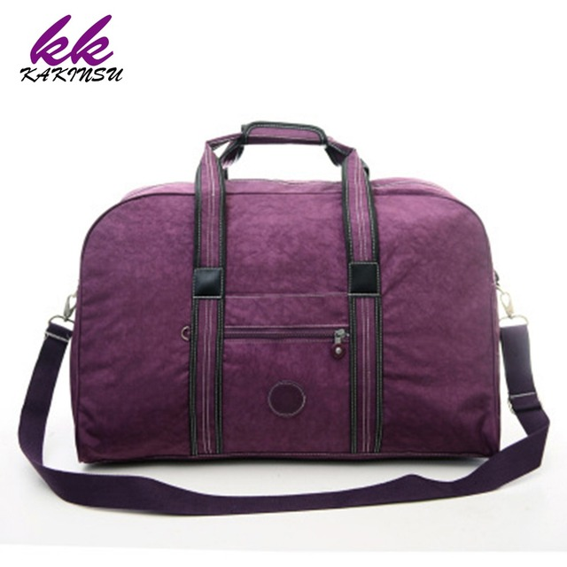 De alta qualidade da marca de grande capacidade bolsa de viagem a Europa e os Estados Unidos estilo contratada saco grande bolsa das mulheres
