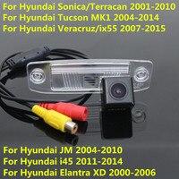170 Degree CCD Car Rear View Reverse Backup Parking Camera For Hyundai JM I45 Elantra XD