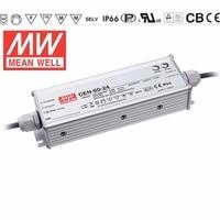 MEAN WELL Original CEN 60 AC/DC Single Output Power Supply IP66 Waterproof LED Driver 60W 12V 15V 20V 24V 30V 36V 42V 48V 54V