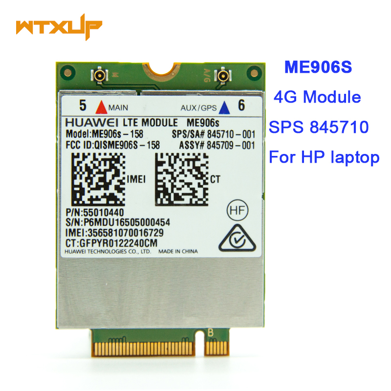 3G 4G LTE CAT4 for UNLOCKED HUAWEI ME906S ME906S 158 M 2 Qual band FDD LTE