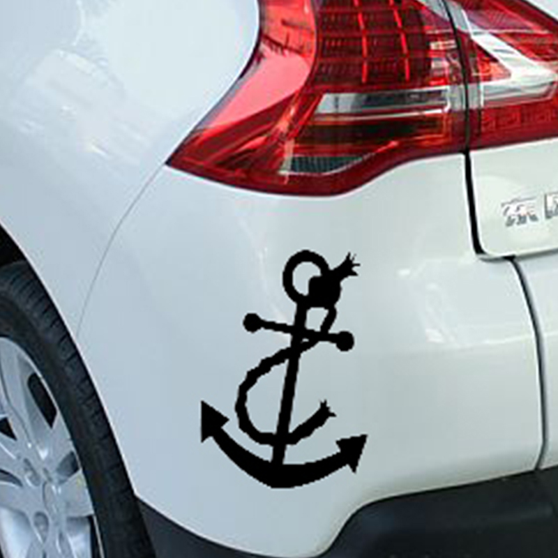 Online Get Cheap Anchor Vinyl Decals Aliexpresscom Alibaba Group - Anchor custom vinyl decals for car