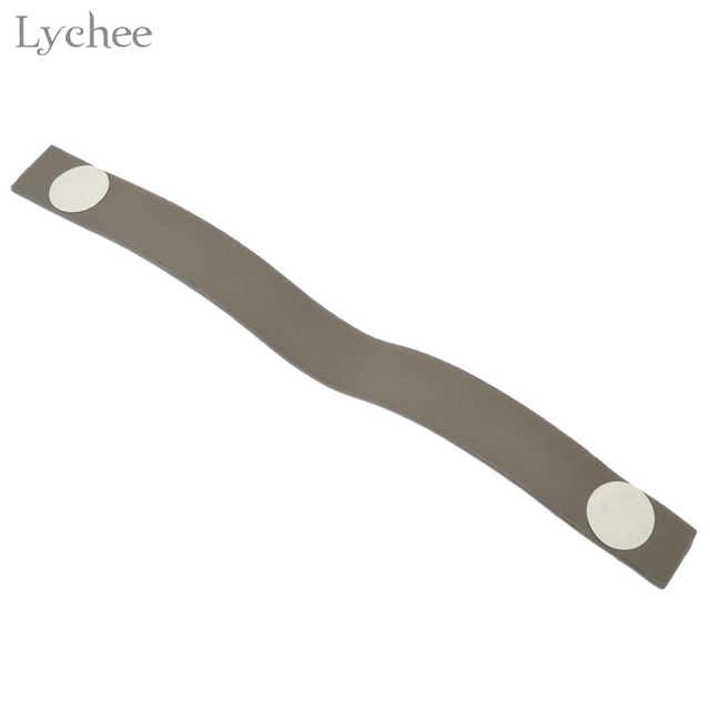 Lychee Life 1pc Leather Magnetic Curtains 6