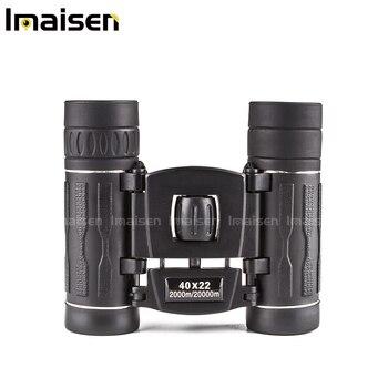 40x22 горячая Распродажа миниатюрные бинокль профессиональные военные бинокли телескоп >> Shop1194162 Store