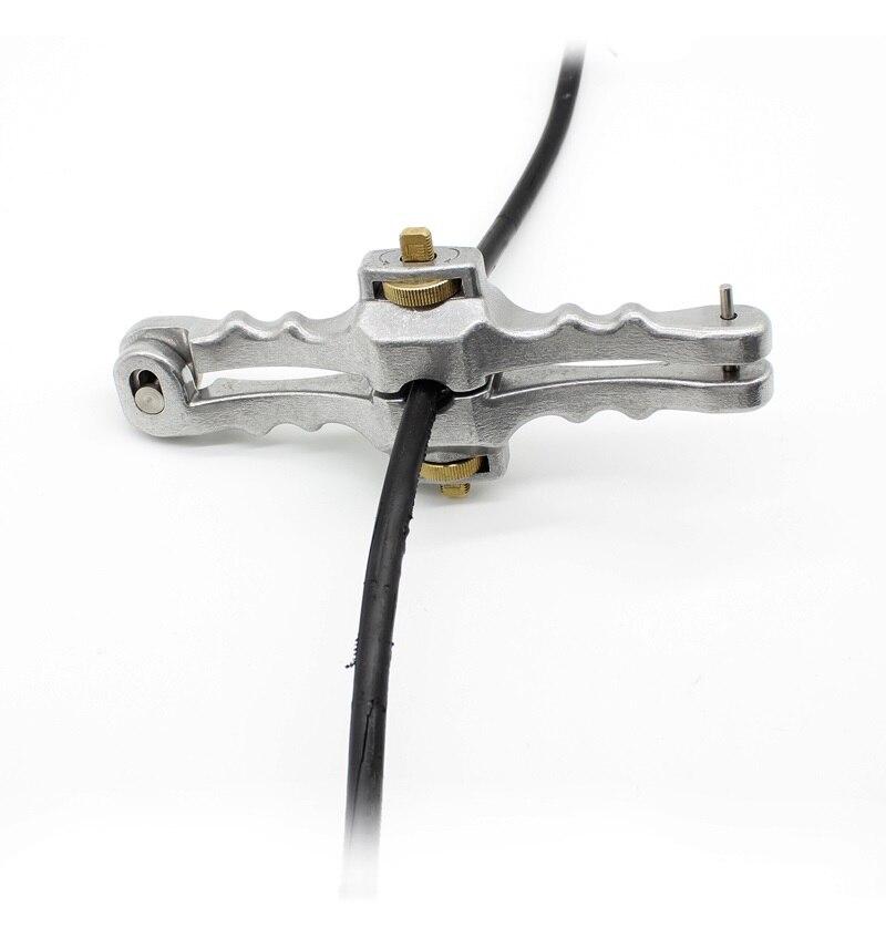 Opening Knife Longitudinal Sheath Slitter Fiber Optical Cable Stripper SI-01 Alicate Decapador de Fibra Cabos