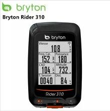 Bryton Rider 310 Habilitado GPS À Prova D Água ciclismo da bicicleta da bicicleta da bicicleta velocímetro sem fio edge 200 500510 800810 monte