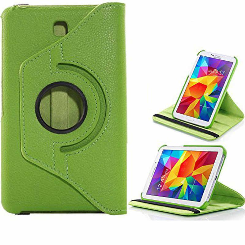Para Samsung Galaxy Tab 4 7 0 Pulgadas T230 T231 T235 Sm T231 Sm T230 Sm T235 Tab4 7 Funda De Cuero Con Tapa Y Soporte Para Tablet T230 Fundas De Tablets Y